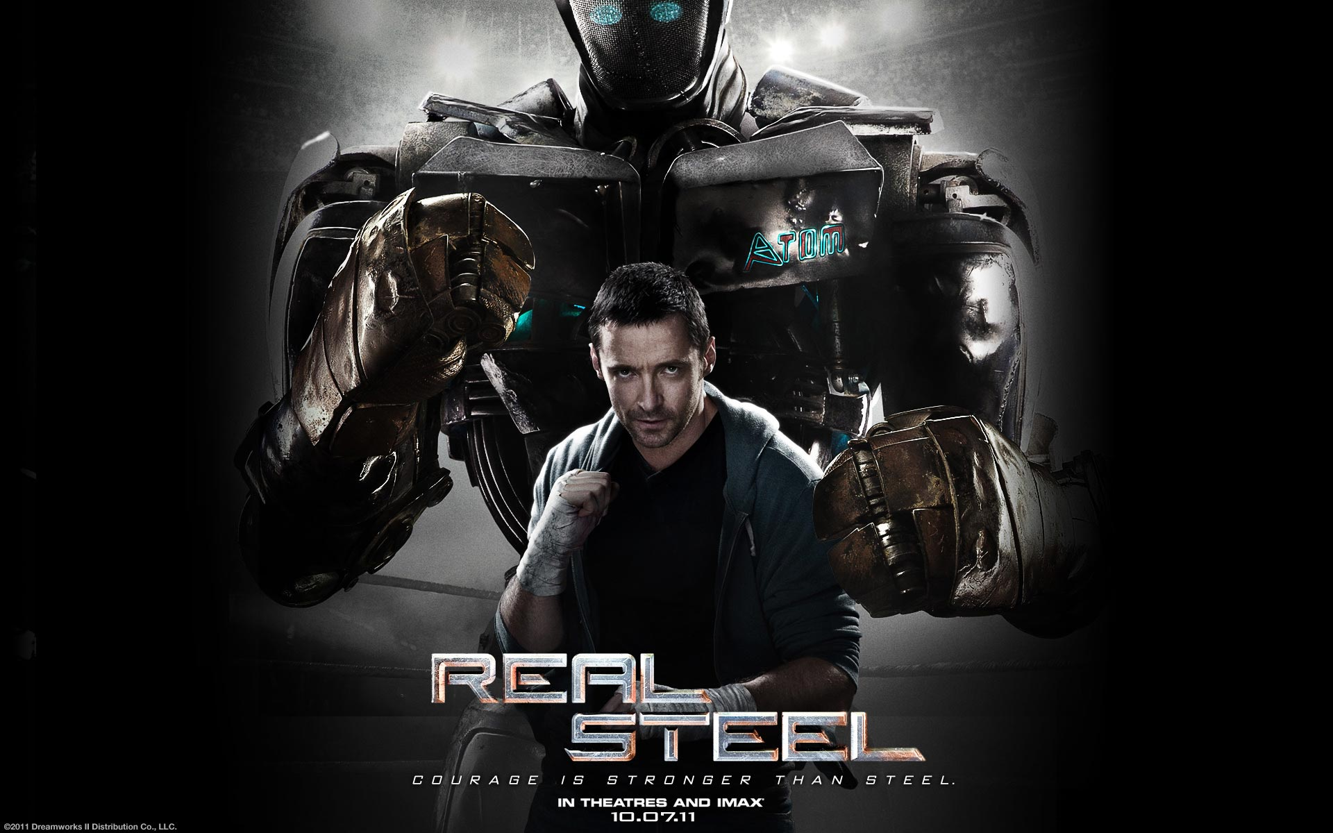 33 Real Steel HD Wallpapers Backgrounds 1920x1200