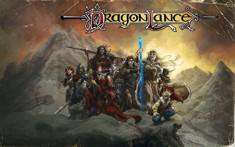 Dragonlance Chronicles by mistermoster 900x563