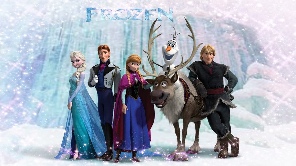 Frozen wallpaper by TangledxEpicFan 1024x576