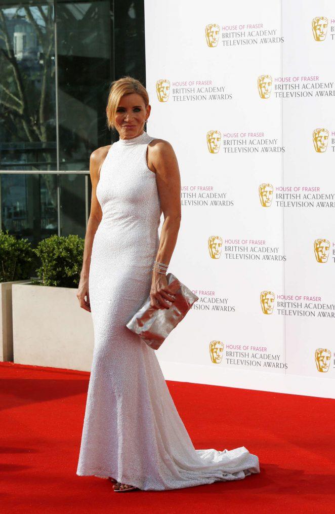 Michelle Collins   BAFTA TV Awards 2016 in London 662x1015