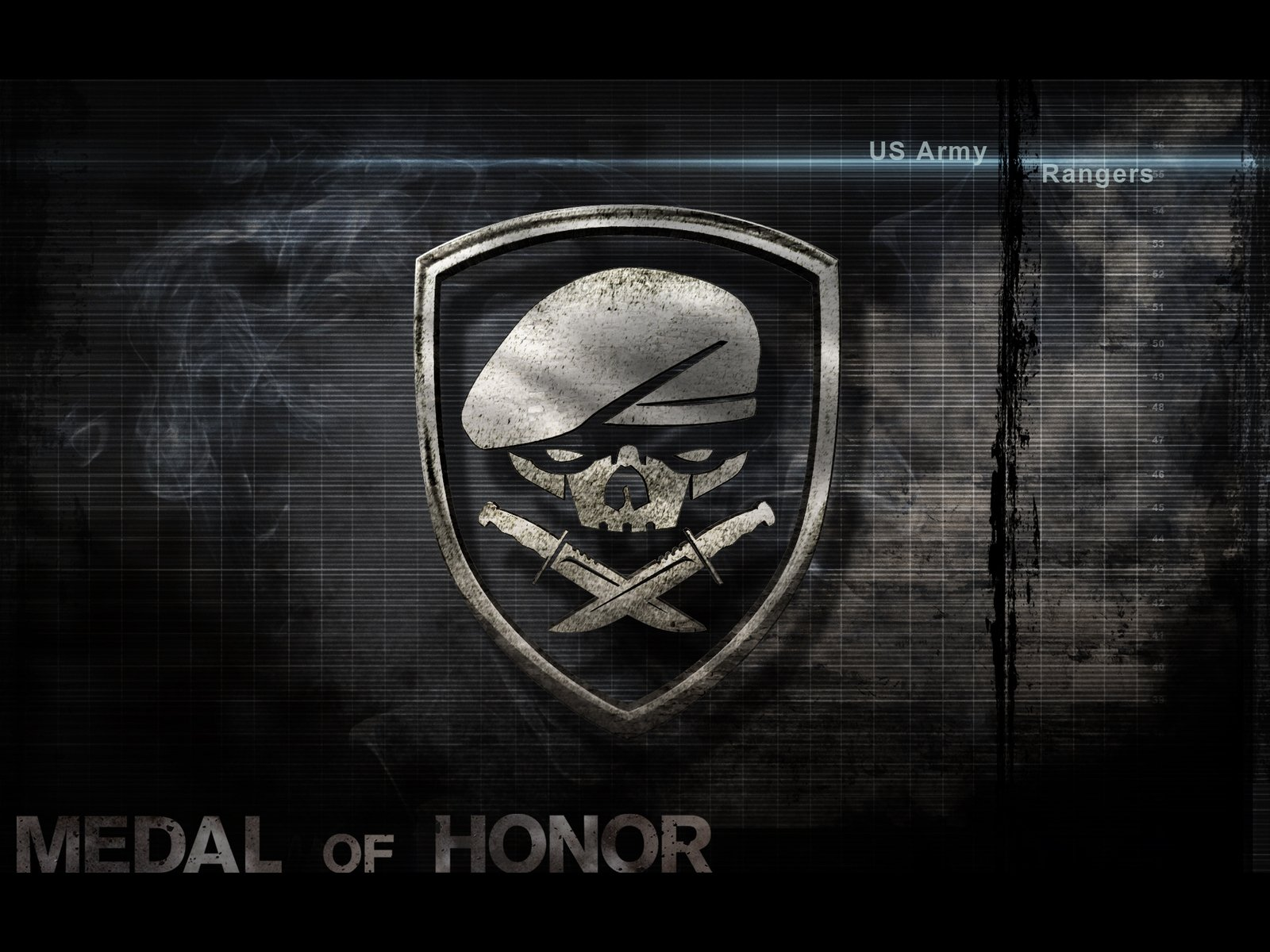 US Army Rangers   Medal of Honor 1600x1200