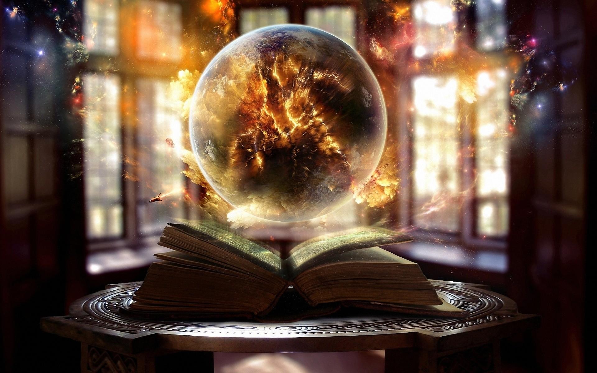 Magic Book   Wallpaper 37405 1920x1200