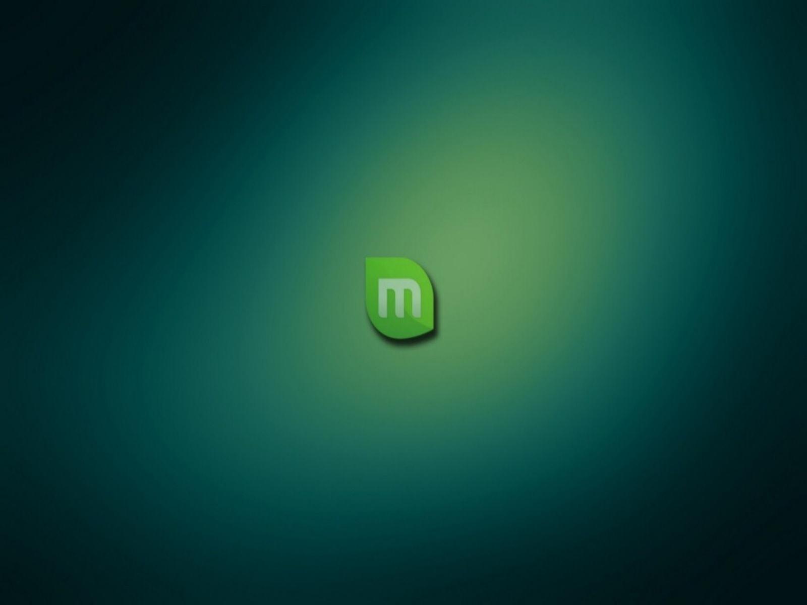 Mint Linux Top Wallpaper Desktop Background Revolutions Per Minute 1600x1200