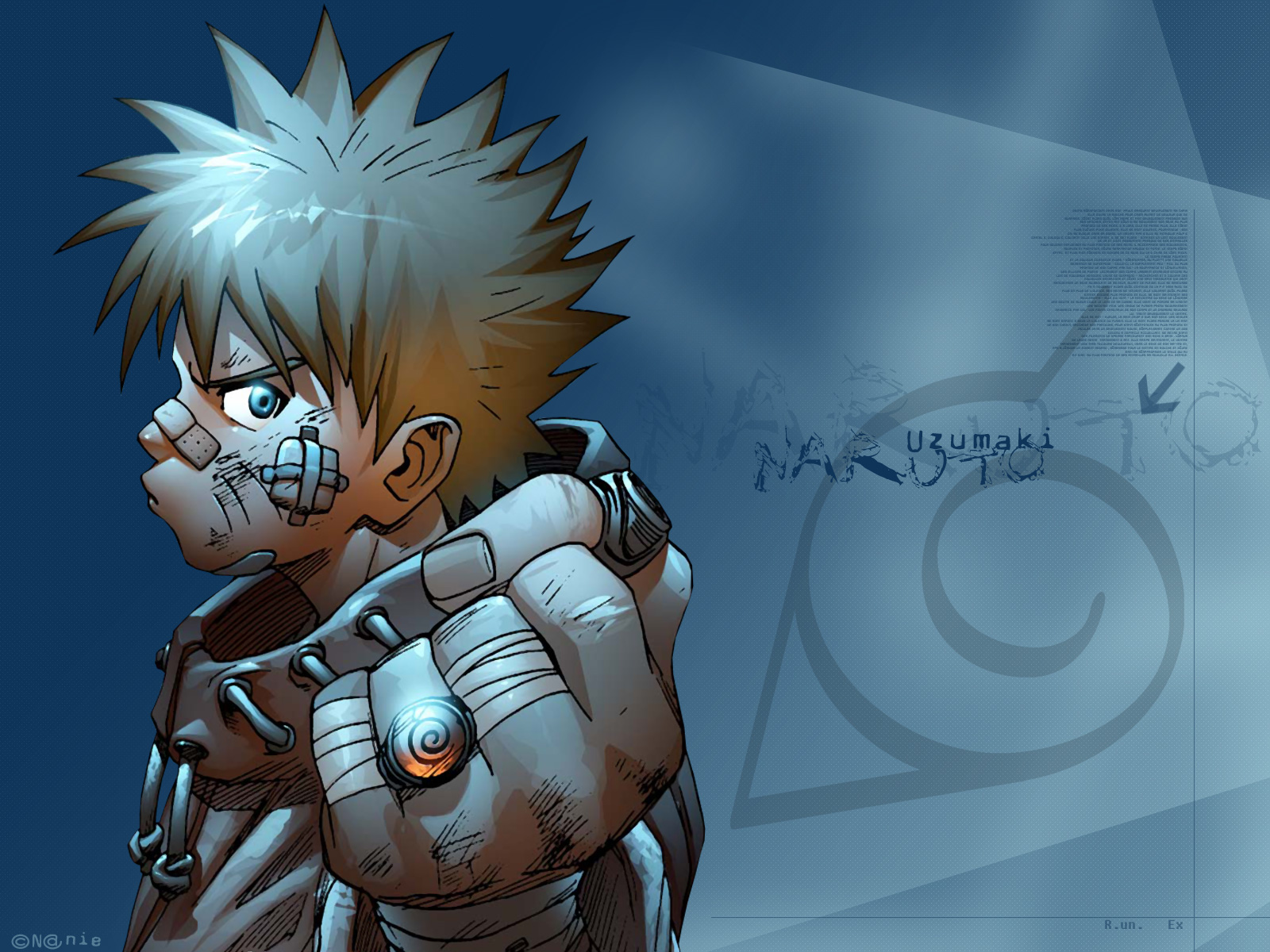 Naruto uzumaki wallpaper wallpapersafari - Wallpaper manga anime ...