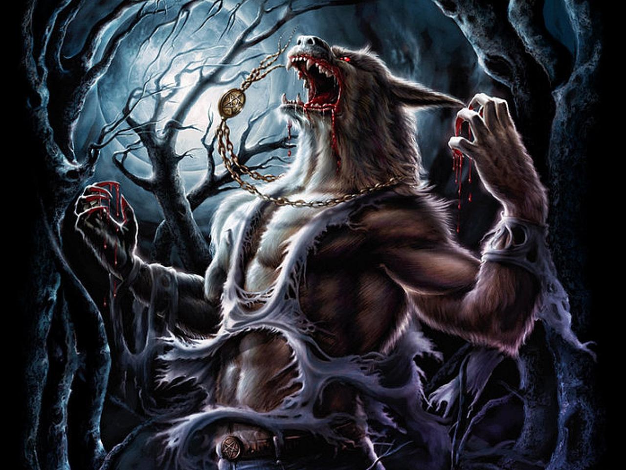 144 Werewolf Wallpapers Werewolf Backgrounds Page 2 1280x960