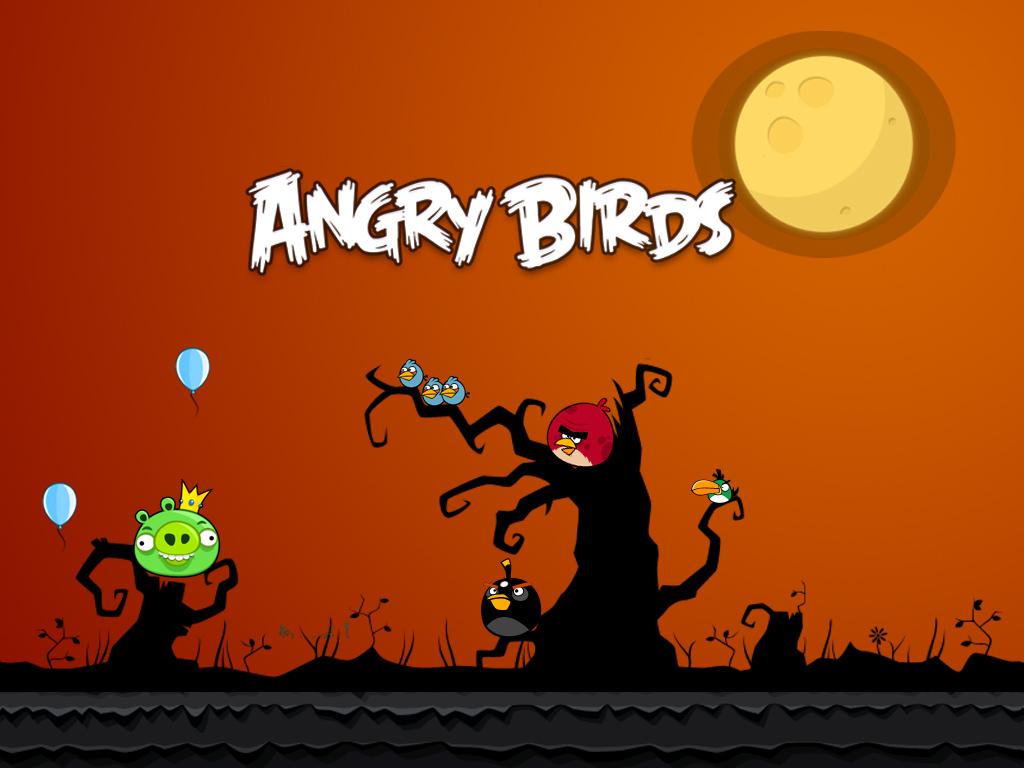 Free Desktop Wallpaper Angry Birds Wallpaper