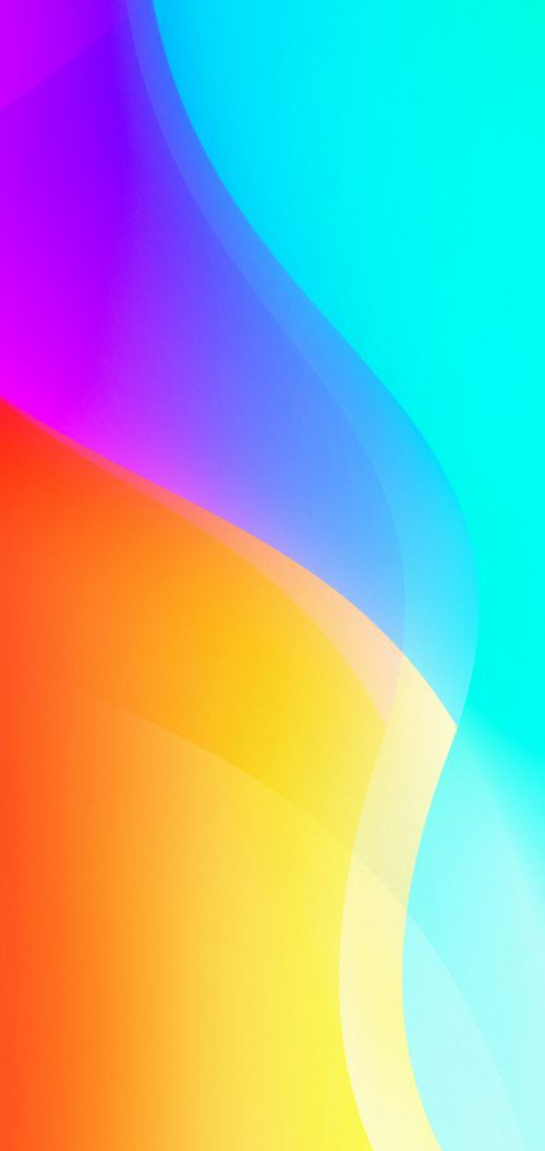 Wallpaper for vivo V9 with Abstract Colorful Background Download 500x1056