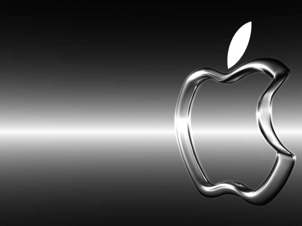 Apple Slim Glass iPad HD Wallpaper 1024x768