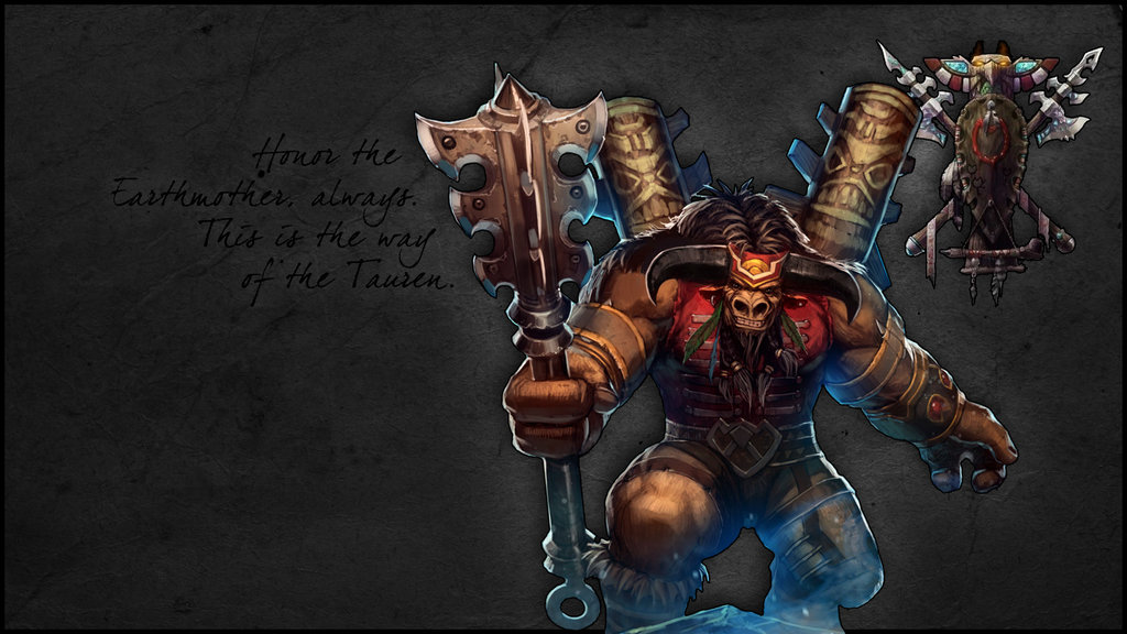 48 Tauren Wallpaper On Wallpapersafari