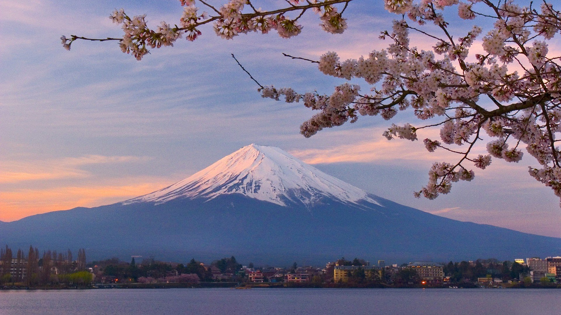 Mount Fuji wallpaper 14159 1920x1080