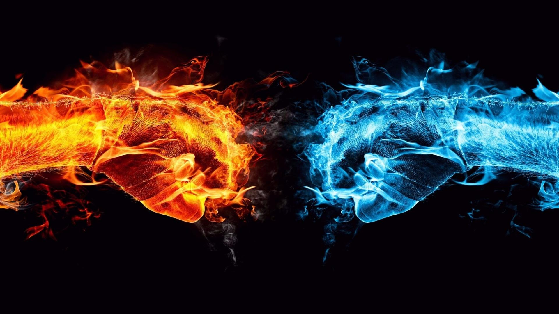 background fire and ice the wolf pack wallpaper 21119971 fanpop 1920x1080