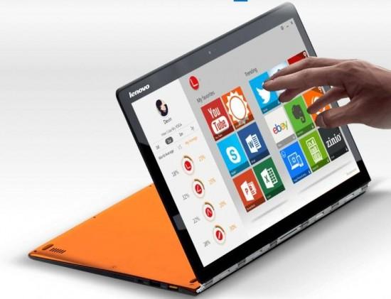 Latest 2014 Lenovo Yoga 3 Pro Laptop Tablet Price in Pakistan Review 550x421