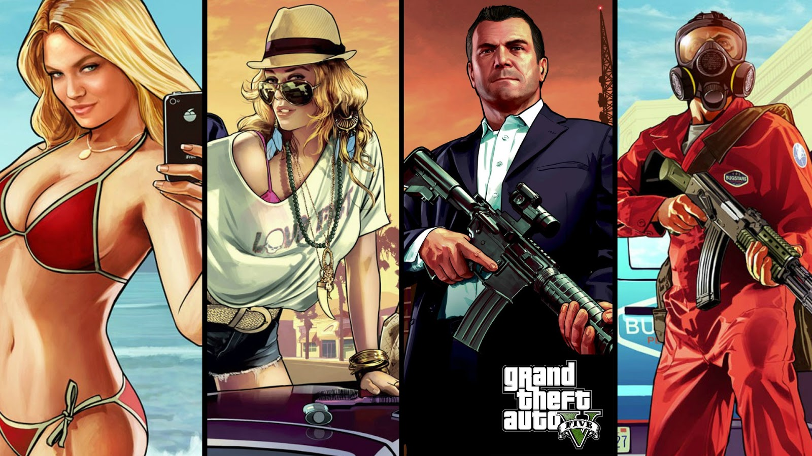 Gta V Wallpaper Hd 1080p 1080p gta v wallpapers 1600x900
