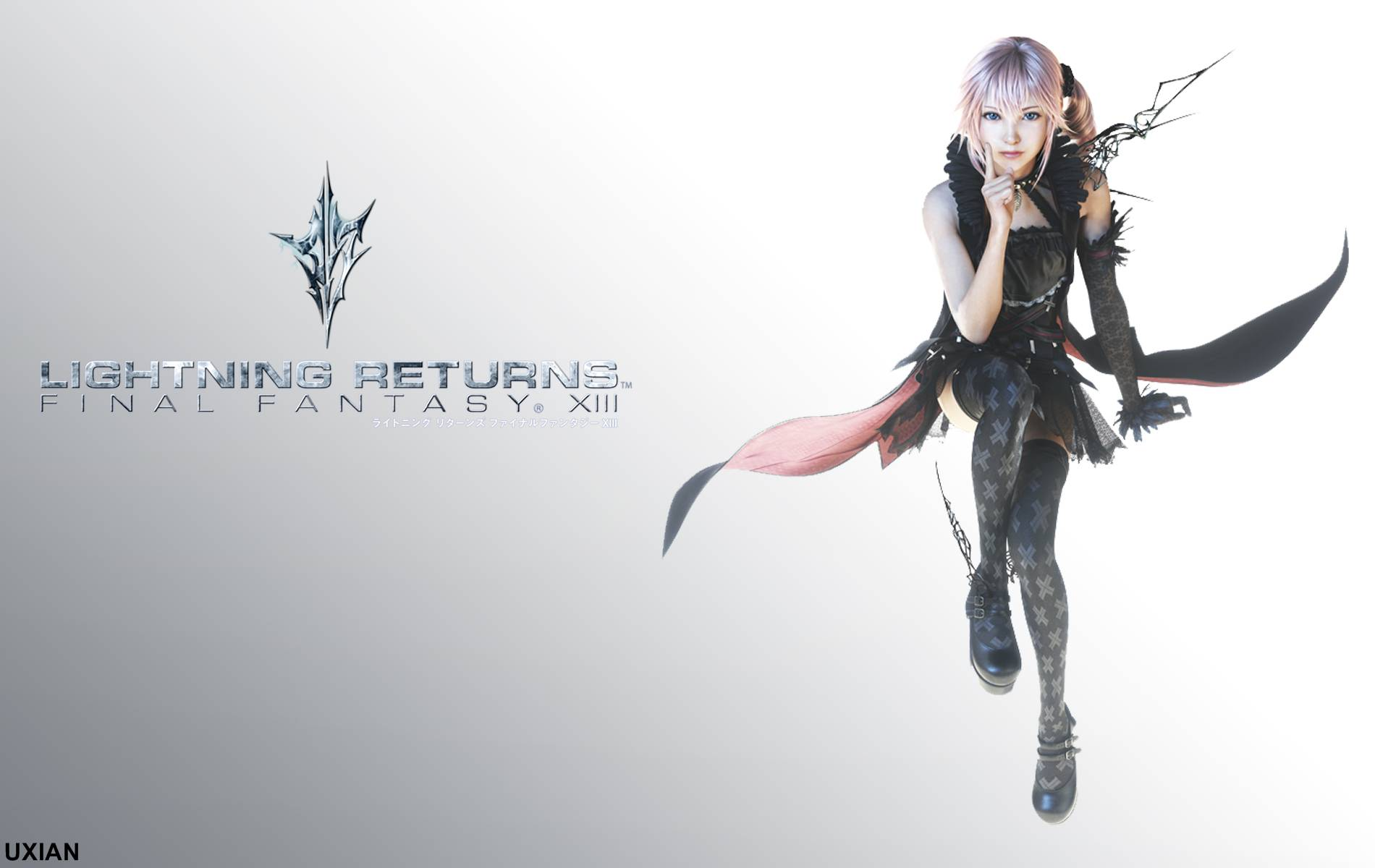 Lightning Returns Final Fantasy XIII   Lumina by UxianXIII on 1900x1200
