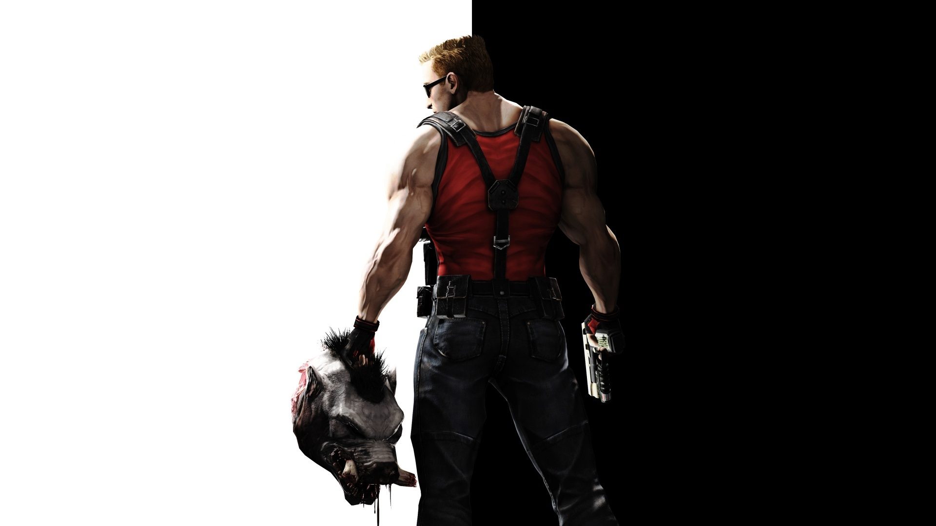 Here are some HD wallpapers from the new Duke Nukem Forever game 1920x1080