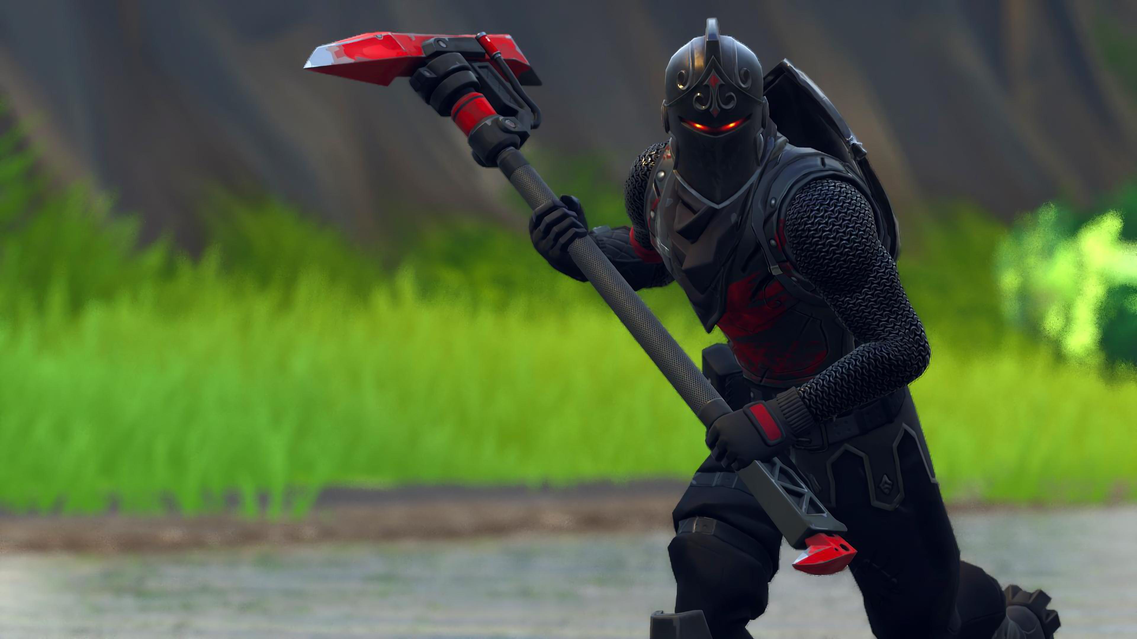 Black Knight Fortnite Battle Royale 4K 14008 3840x2160
