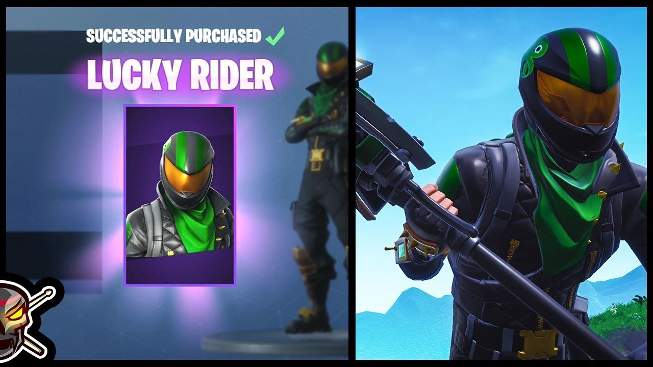 Lucky Rider Outfit Fortnite Battle Royale 1280x720