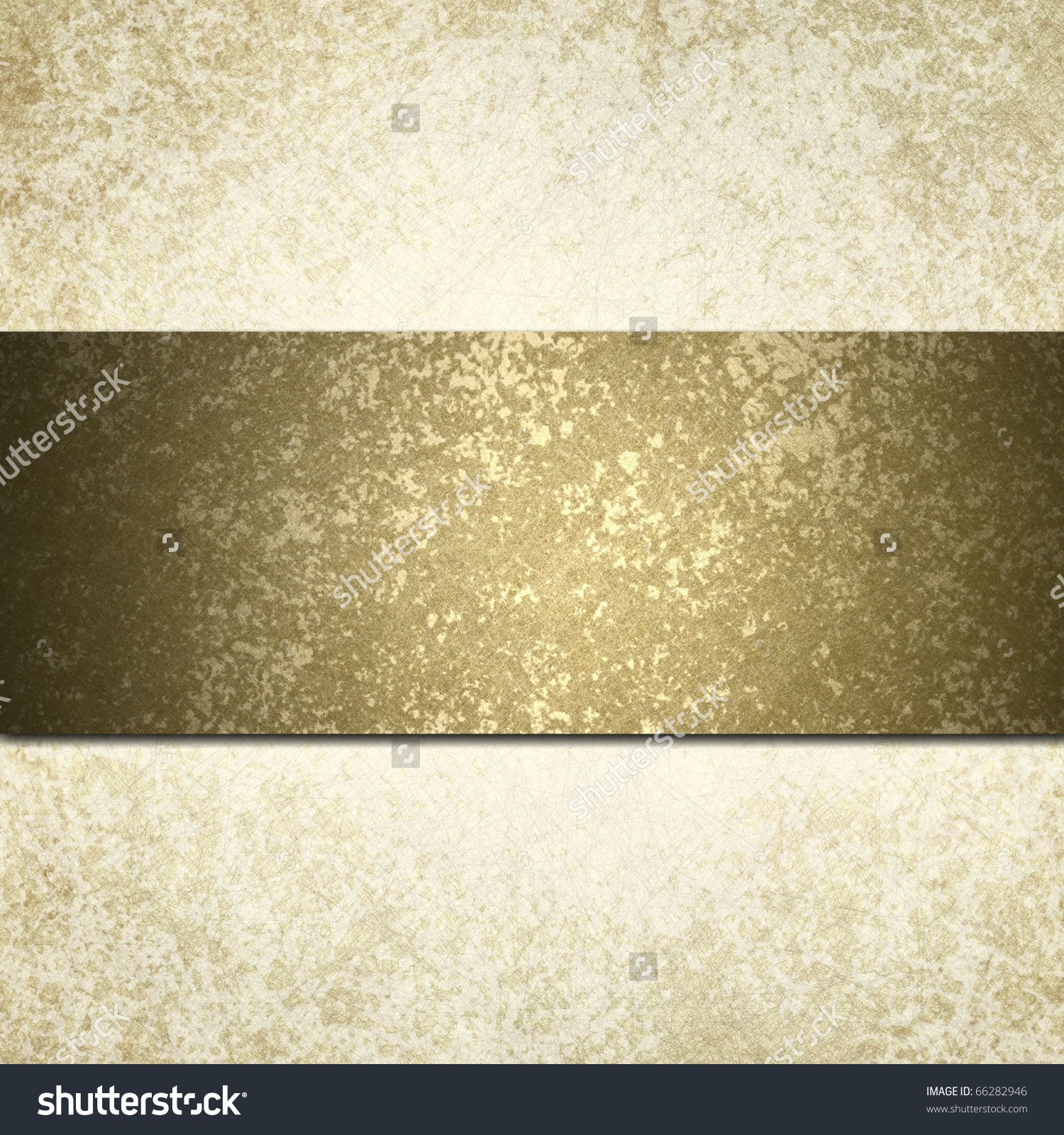 gold ribbon stripe for copy space design to add your own text or title 1500x1600