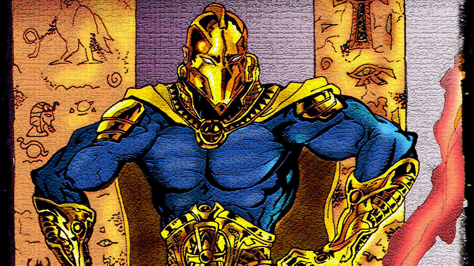 Dr Fate Wallpaper and Background 1662x935 ID467889 1662x935
