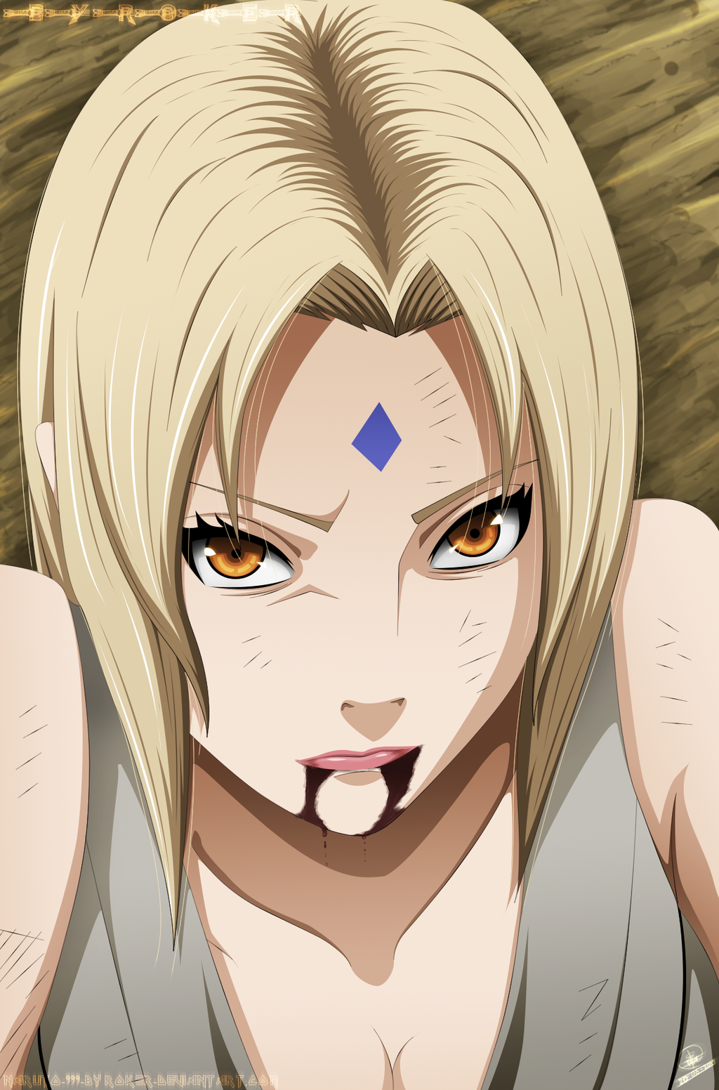 1024x1552px Lady Tsunade Wallpaper Wallpapersafari