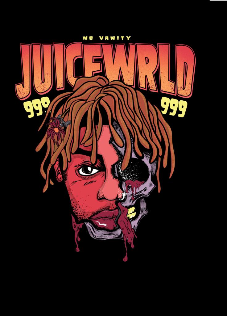 46] Juice WRLD Wallpapers on WallpaperSafari 736x1023