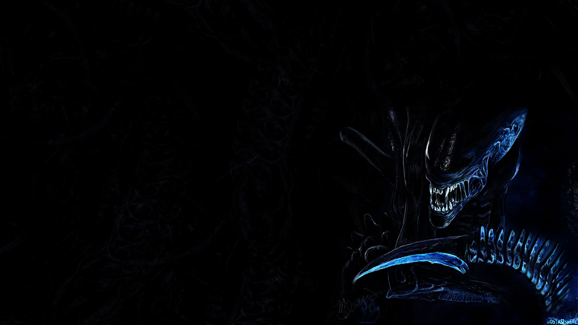 Coders Wallpaper Abyss Explore the Collection Alien Movie Alien 512572 1920x1080