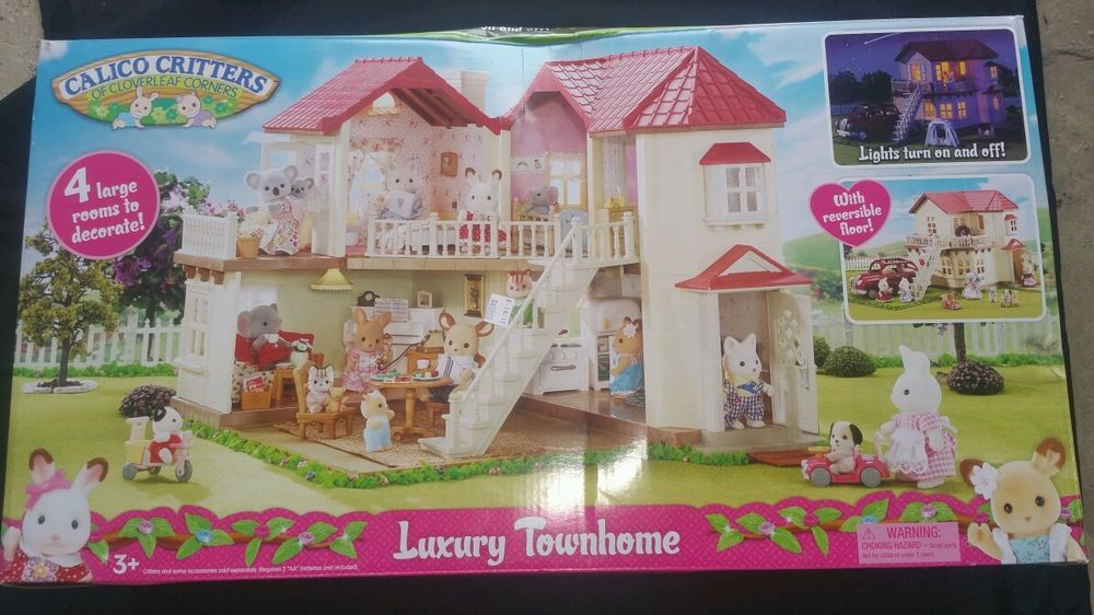 calico critters wallpaper for townhouse wallpapersafari