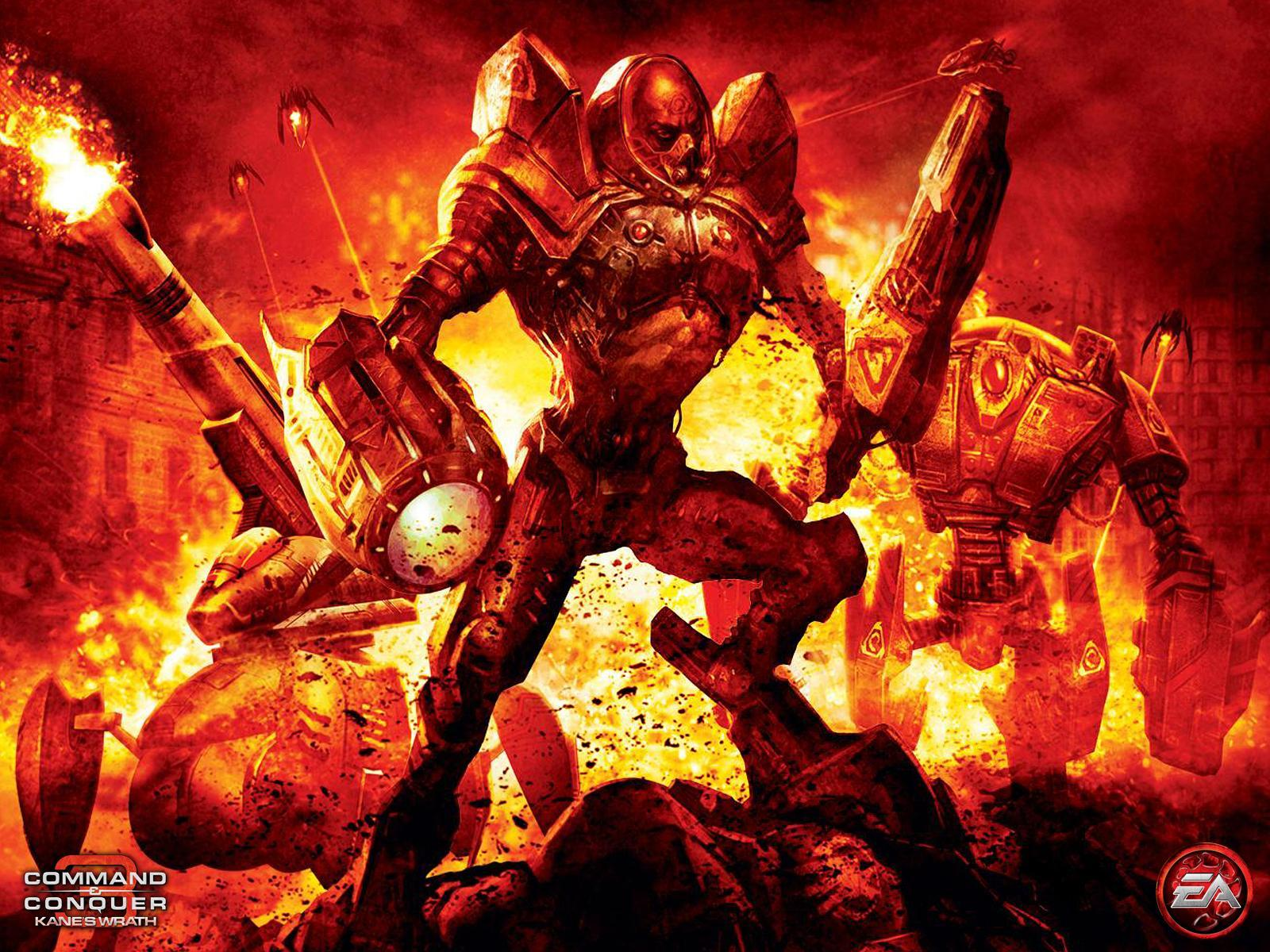 Photo Command Conquer Command Conquer Kanes Wrath 1600x1200 1600x1200