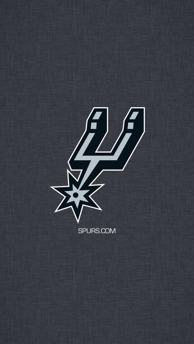 San Antonio Spurs Desktop Wallpaper 640x1136