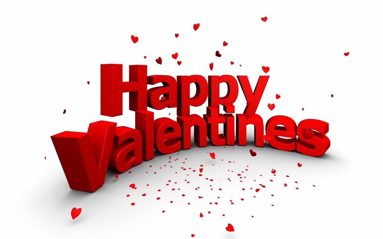 Happy Valentines Day Wallpapers 1280x800