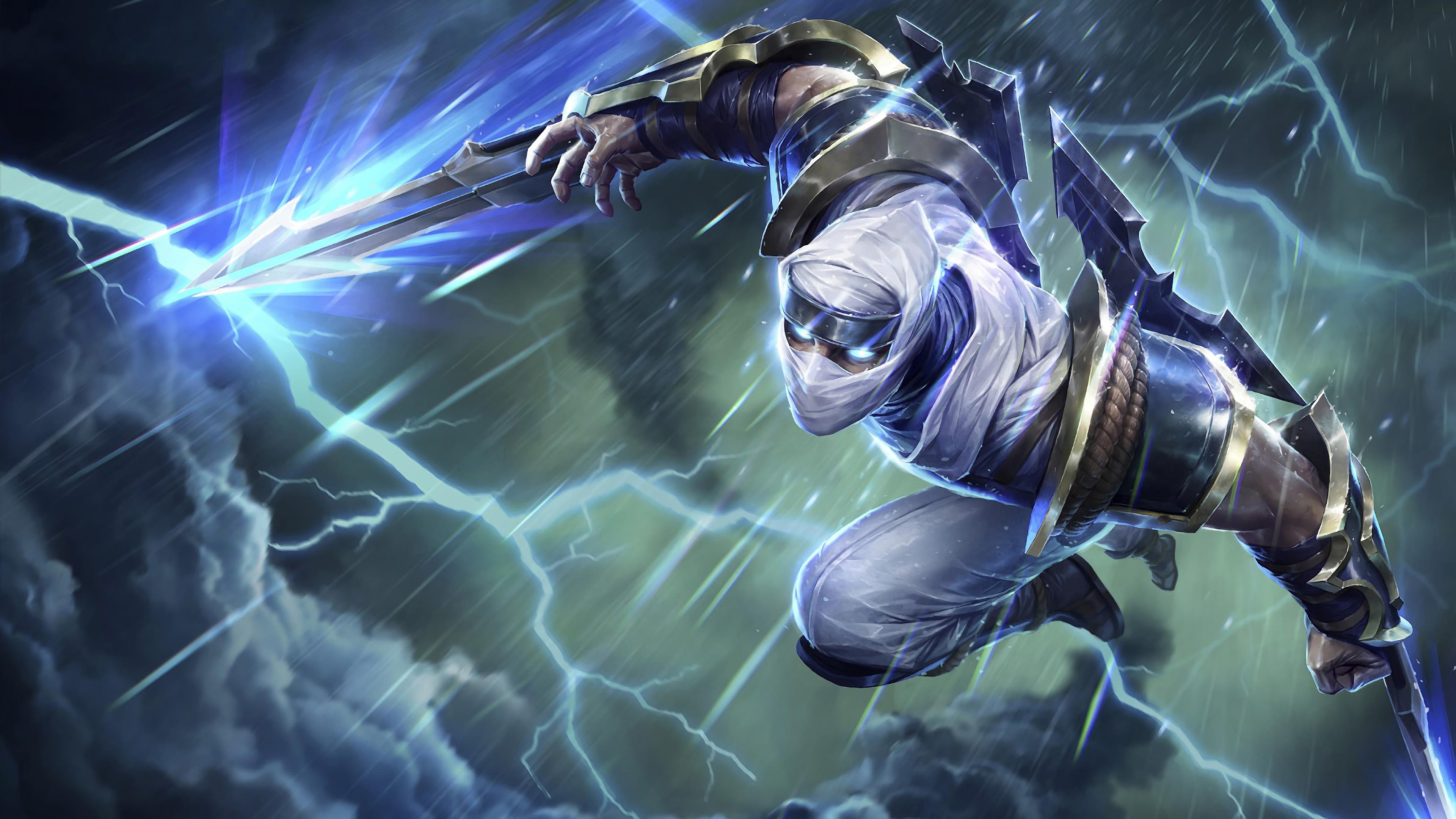 Bloodstone Taric LoL Splash Art League of Legends 4K 1171 3840x2160