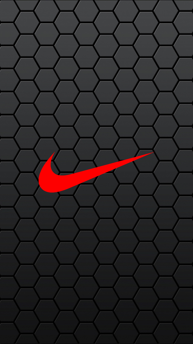 Red Nike Wallpaper For Iphone 640x1136
