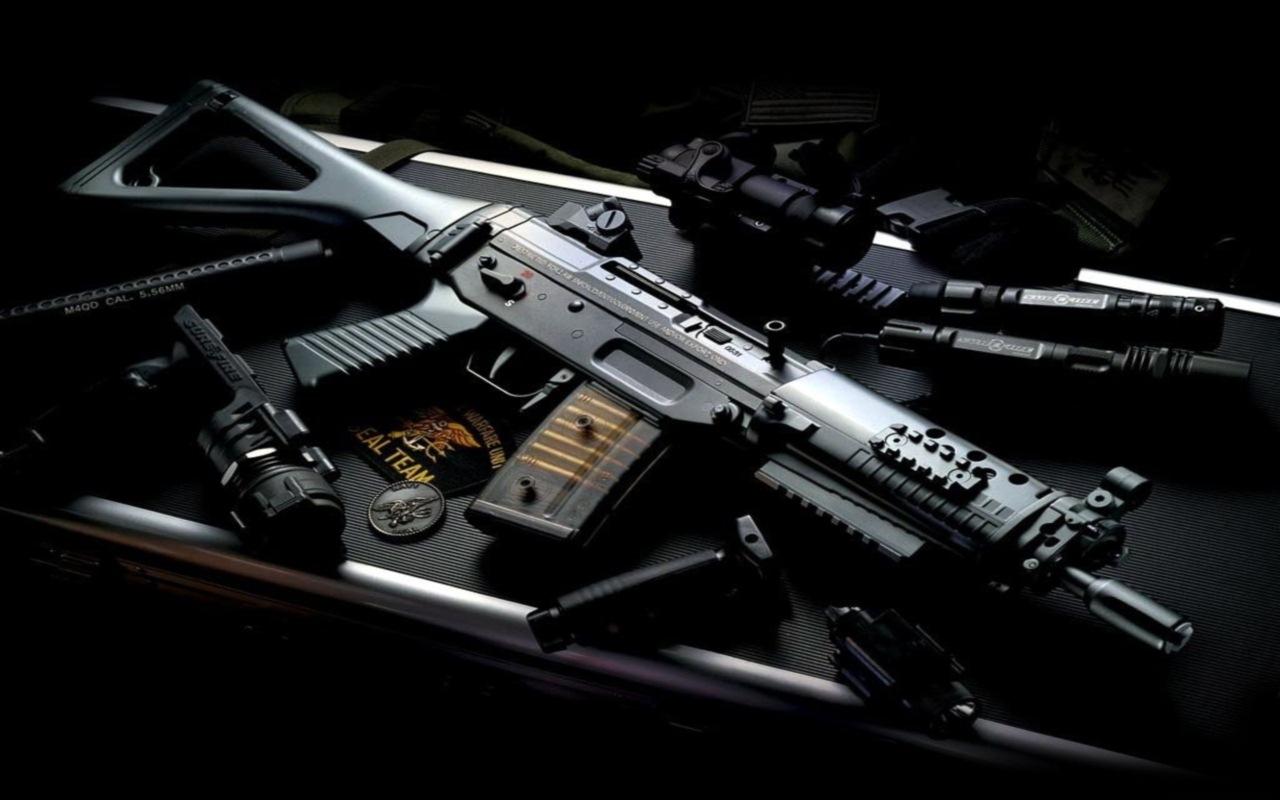 Guns amp Weapons Cool Guns Wallpapers 3 1280x800