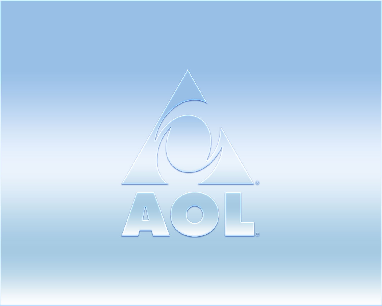 Decorate your desktop with AOL wallpapers 1280x1024