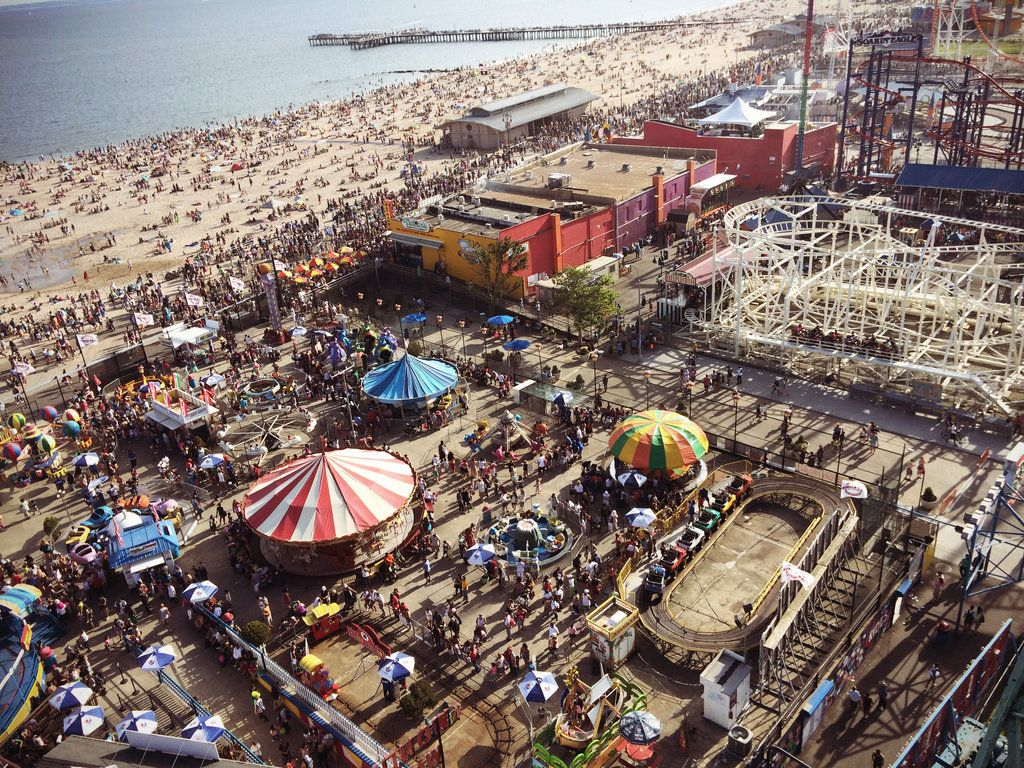 Coney Island Wallpapers 1024x768