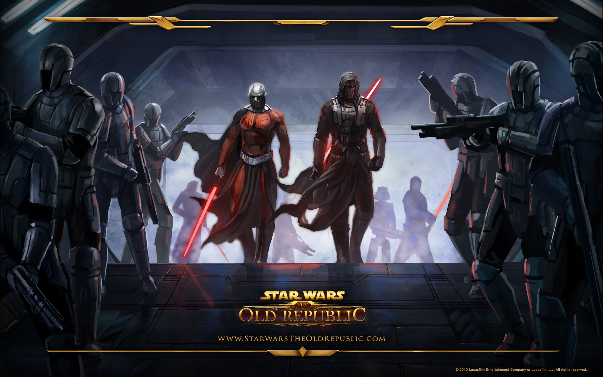 Star Wars The Old Republic wallpaper 11 1920x1200