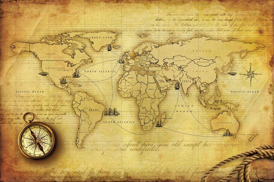 Old World Map Wallpaper Earth 4K HD Desktop For Ultra TV Wide 900x600