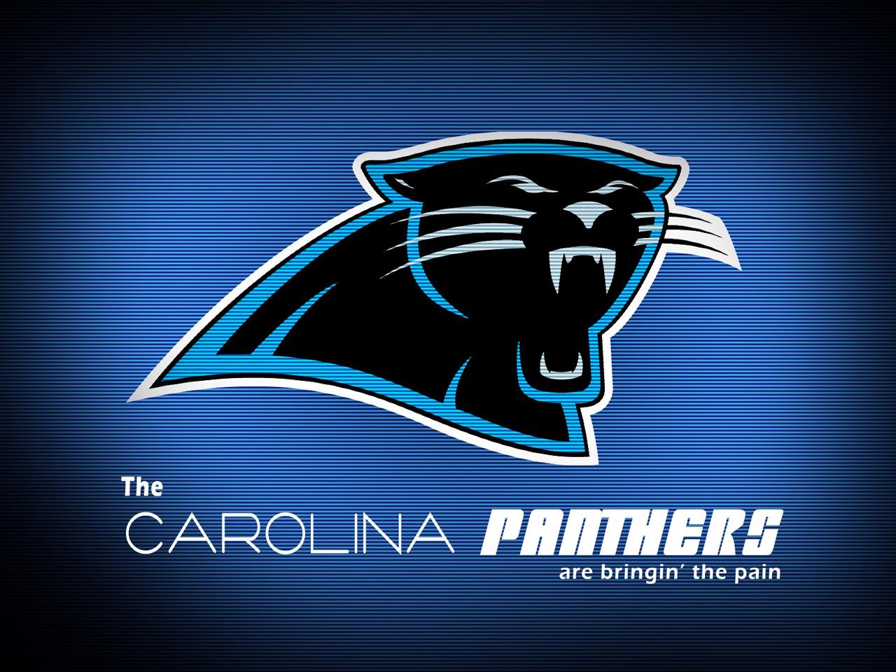 Carolina Panthers Logo Wallpaper by tetsigawind 1280 x 960 1280x960