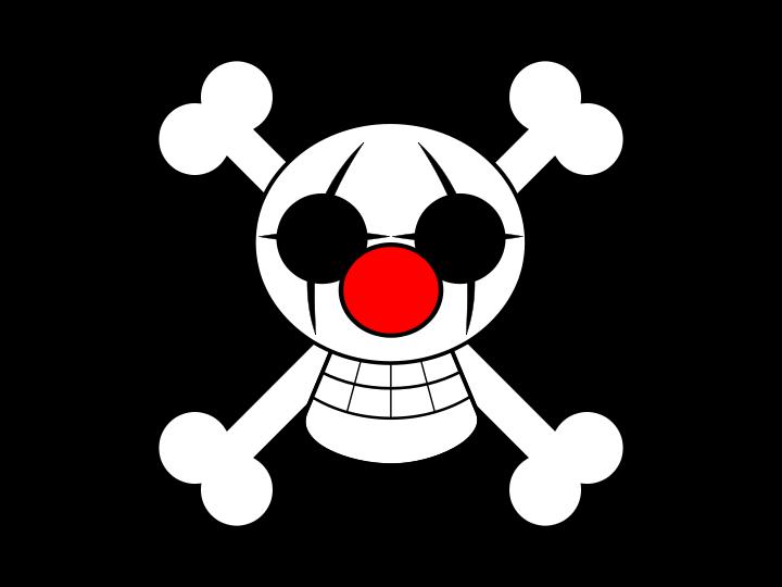 Jolly Roger One Piece ONE PIECE 720x540