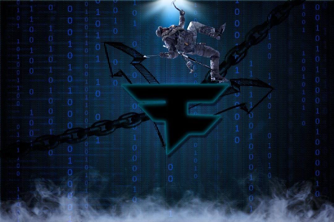 FazeClan Desktop Background by MDoTM Artz 1080x720