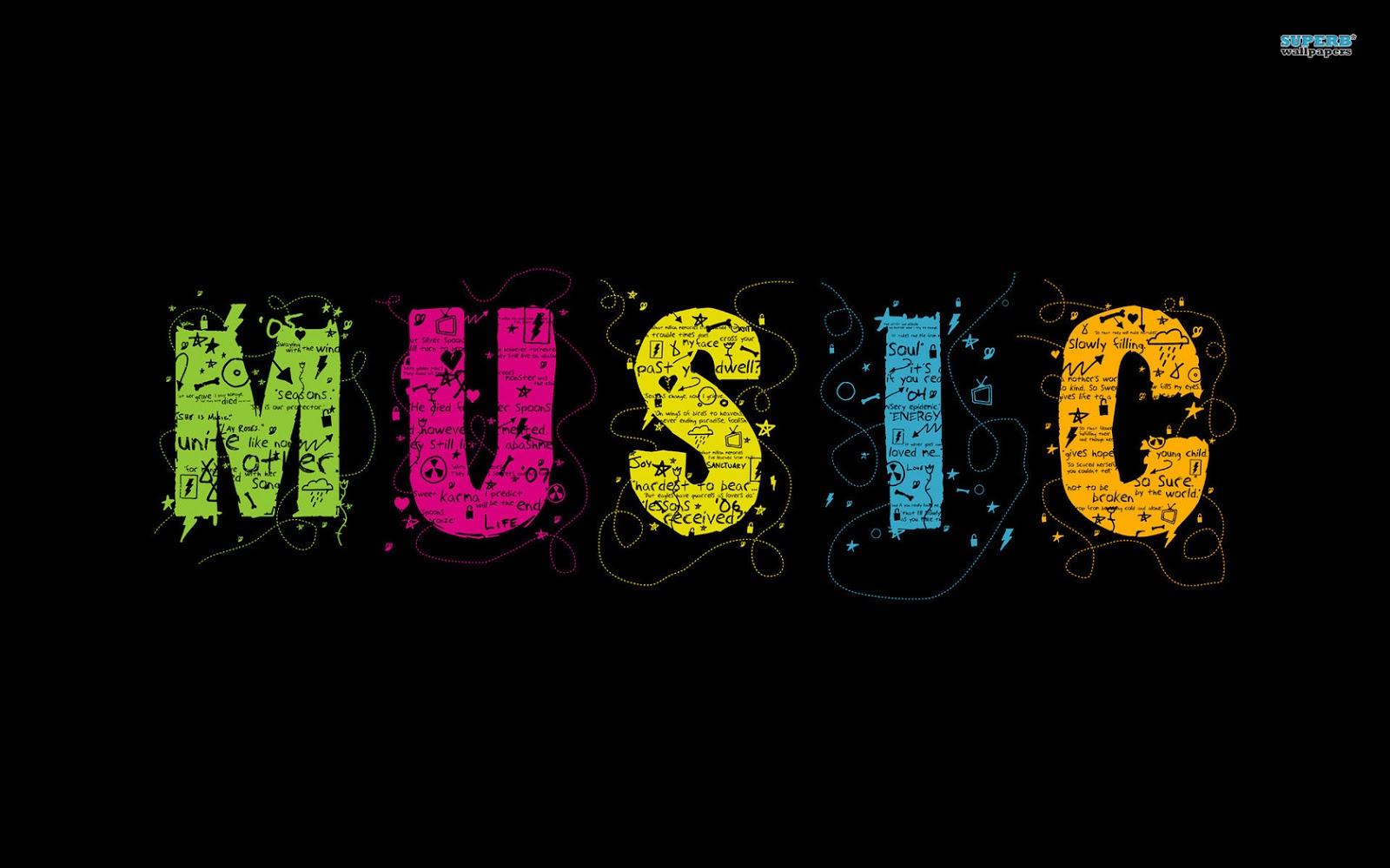 Music Desktop Wallpaper 1600x1000
