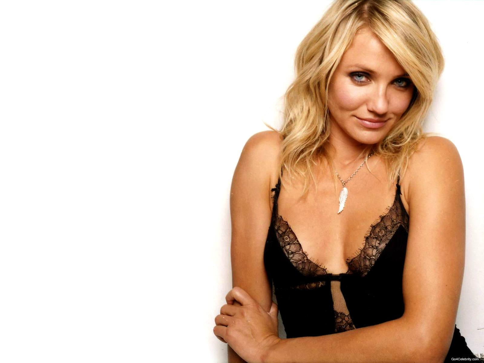 Cameron Diaz Hot wallpaper Collection Icon Magazine 1600x1200