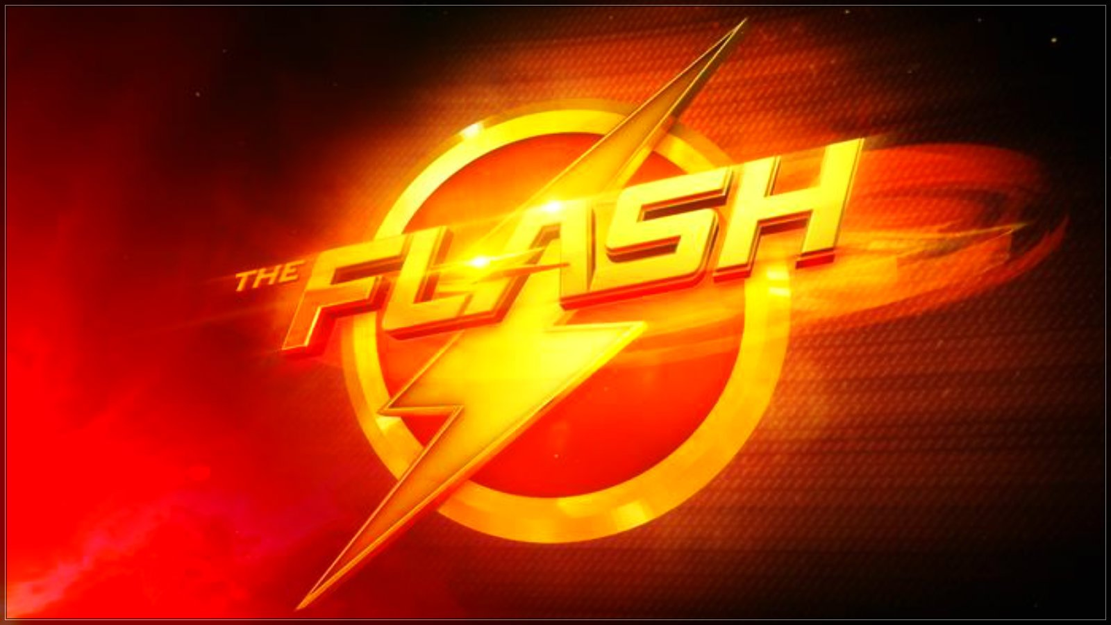 The Flash   The Flash CW Wallpaper 37656143 1600x900