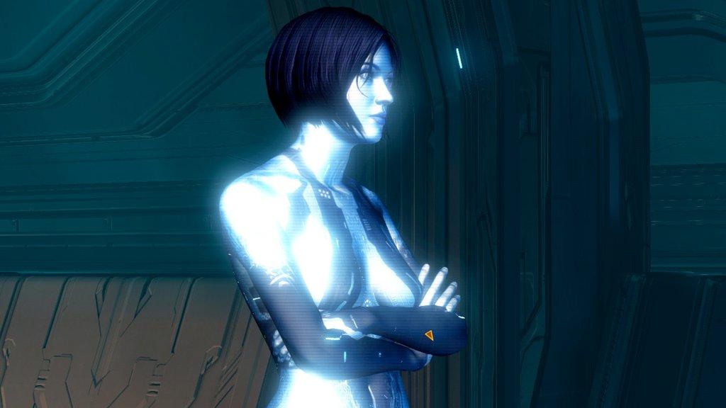 Cortana Halo Halomika Ntart 1024x576