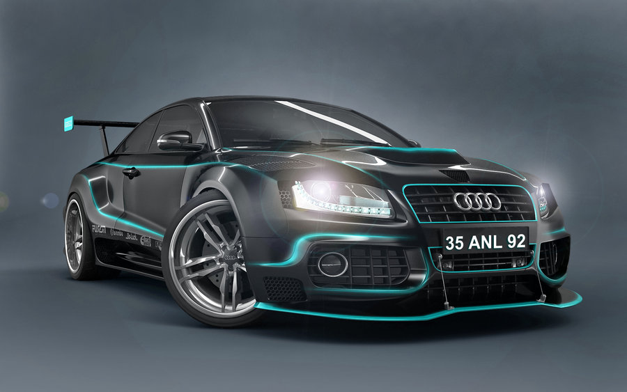 audi car design 3d wallpaper 3d audi car wallpapers 3 dimensional - Cool Cars Wallpapers 3d