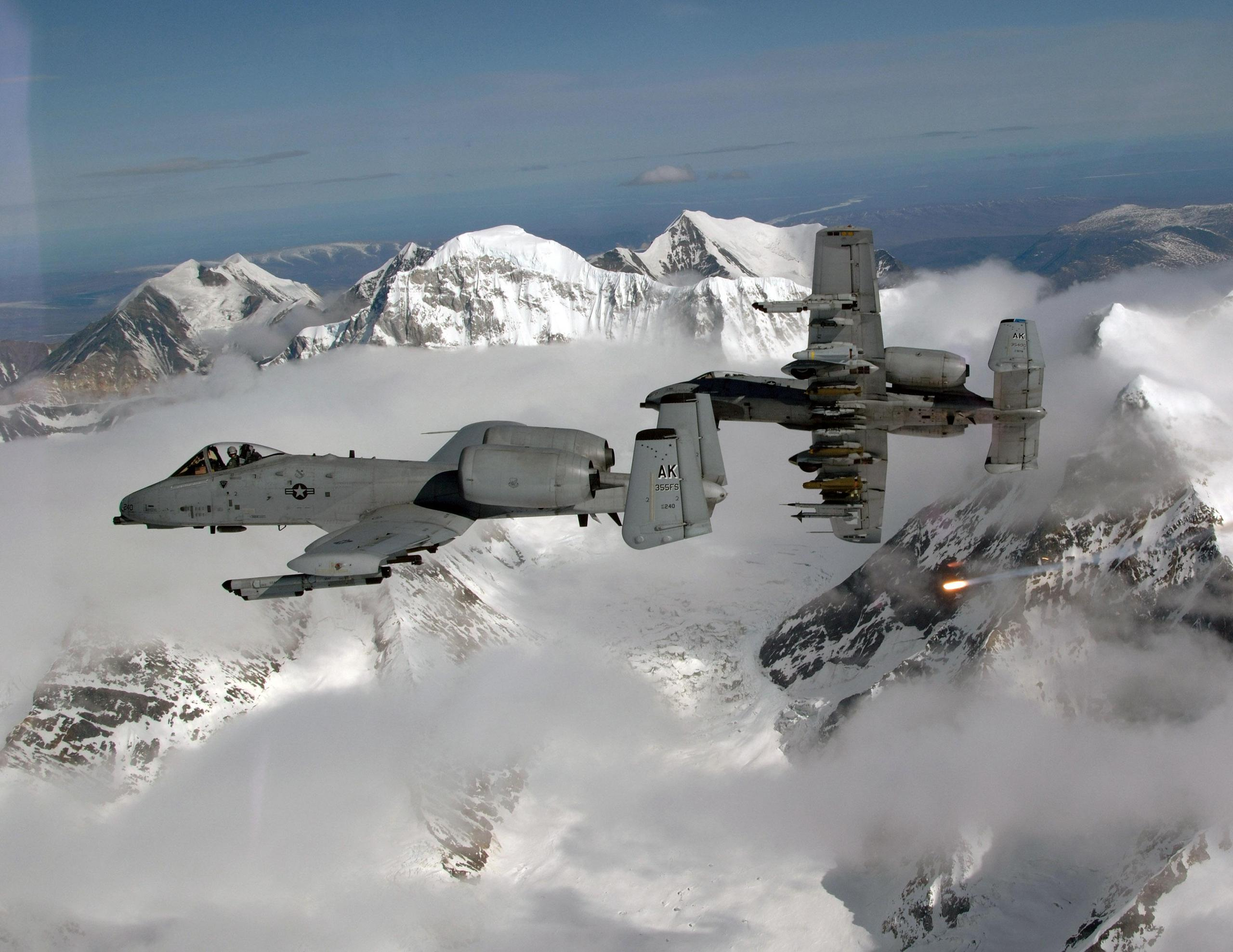 Planes images Fairchild Republic A 10 Thunderbolt II wallpaper photos 2560x1978