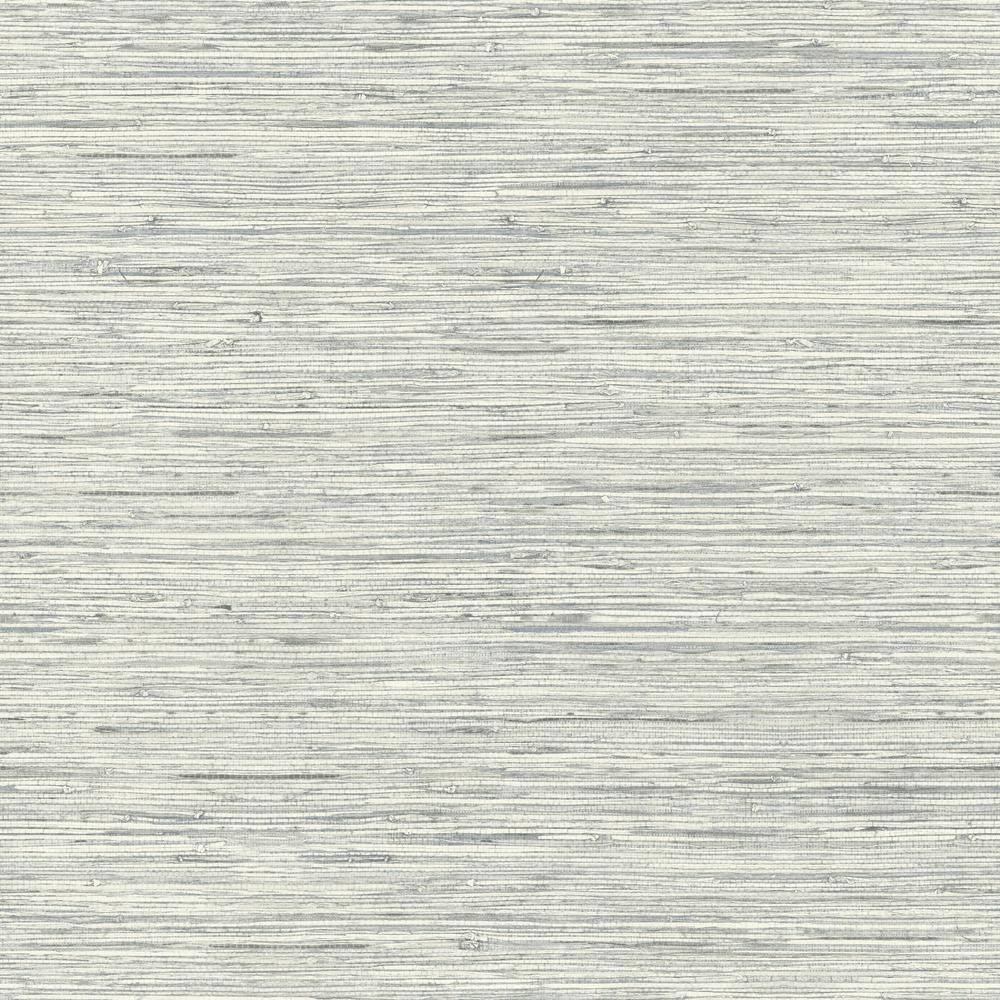 RoomMates 2818 sq ft Grasscloth Blue Peel and Stick Wallpaper 1000x1000