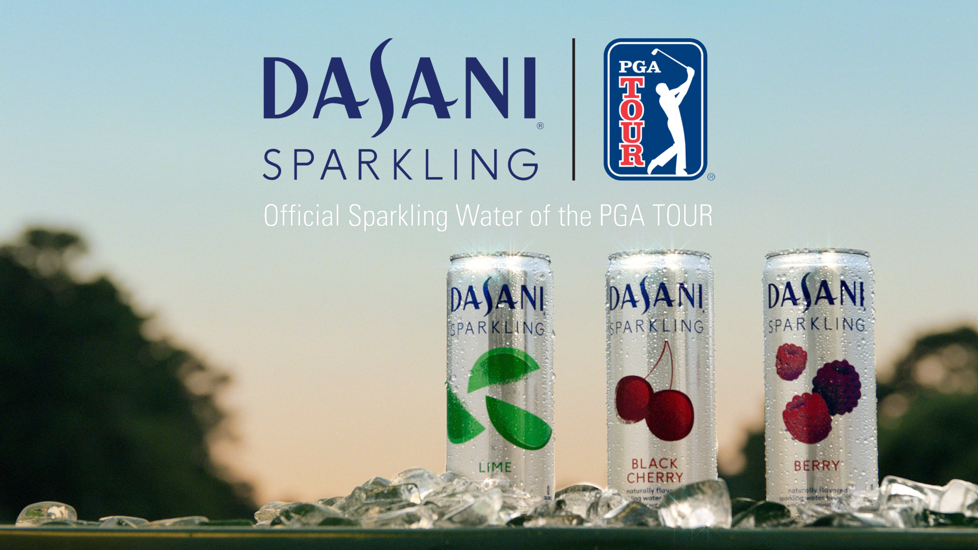 DASANI Sparkling Tees Off First Ever Sports Partnership with PGA 1920x1080