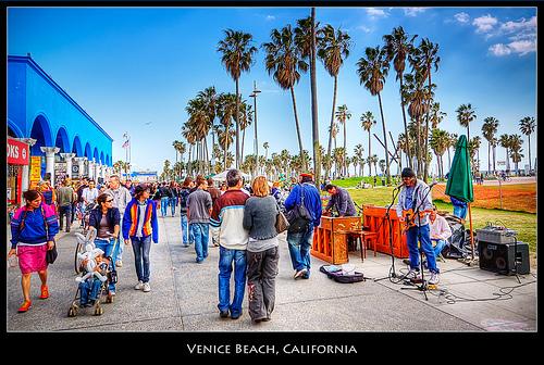 Venice Beach California If youve heard of Venice Beach i 500x336