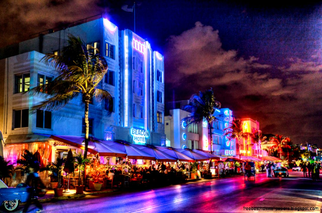 South Beach Hotels On Collins Ave Miami Florida